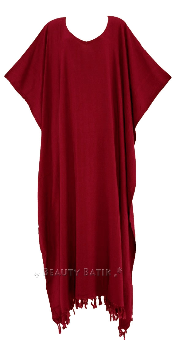 Plus Size Lounge Dresses 15